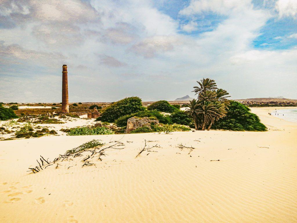 Reisen Boa Vista Afrika blueskyhome