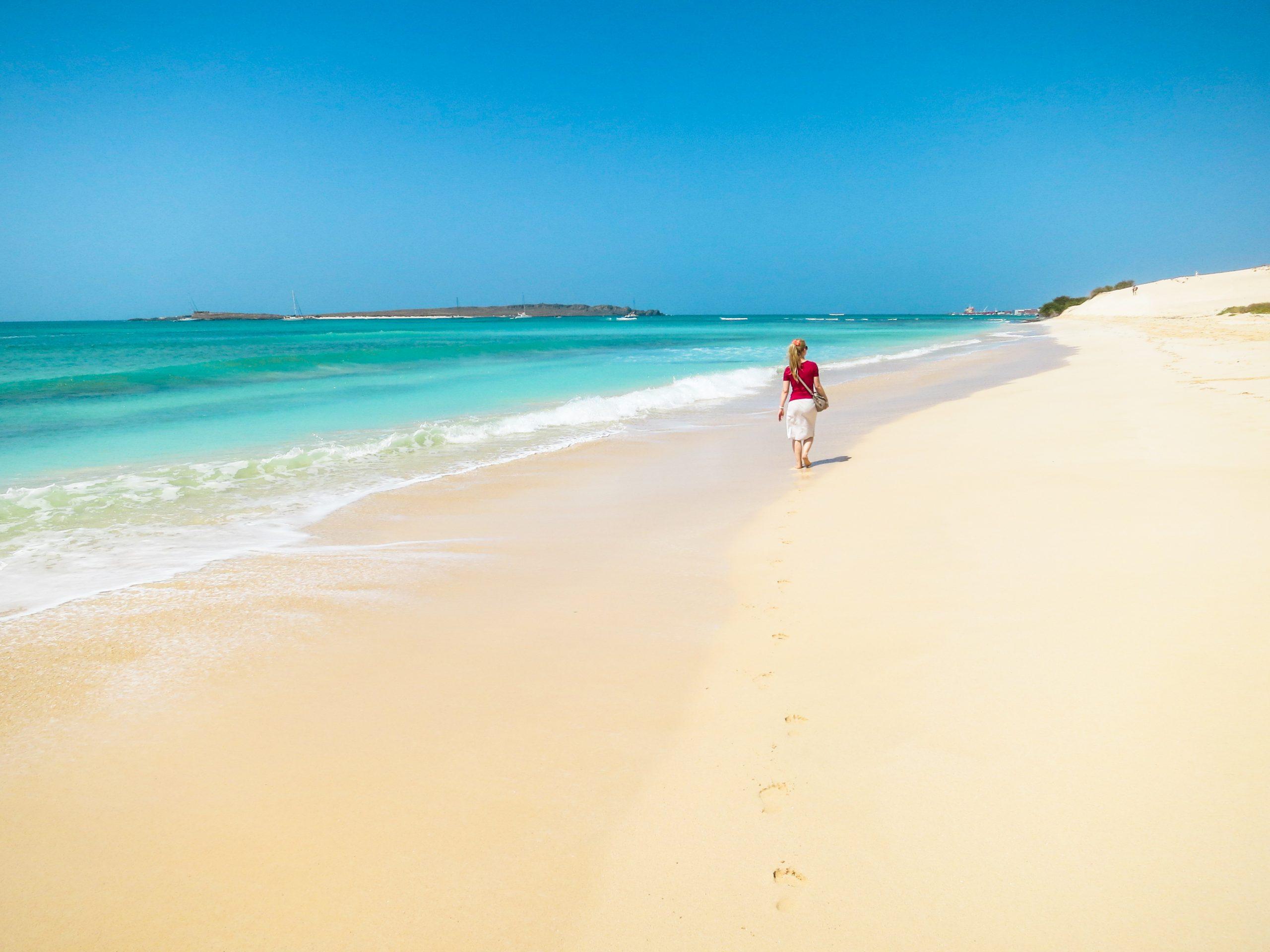 Weltreise Boa Vista Reisen Afrika blueskyhome