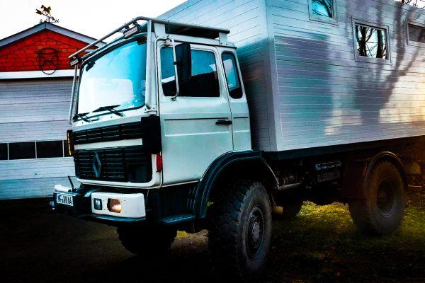 Weltreise Expeditionsmobil – Zulassung und Kfz-Versicherung