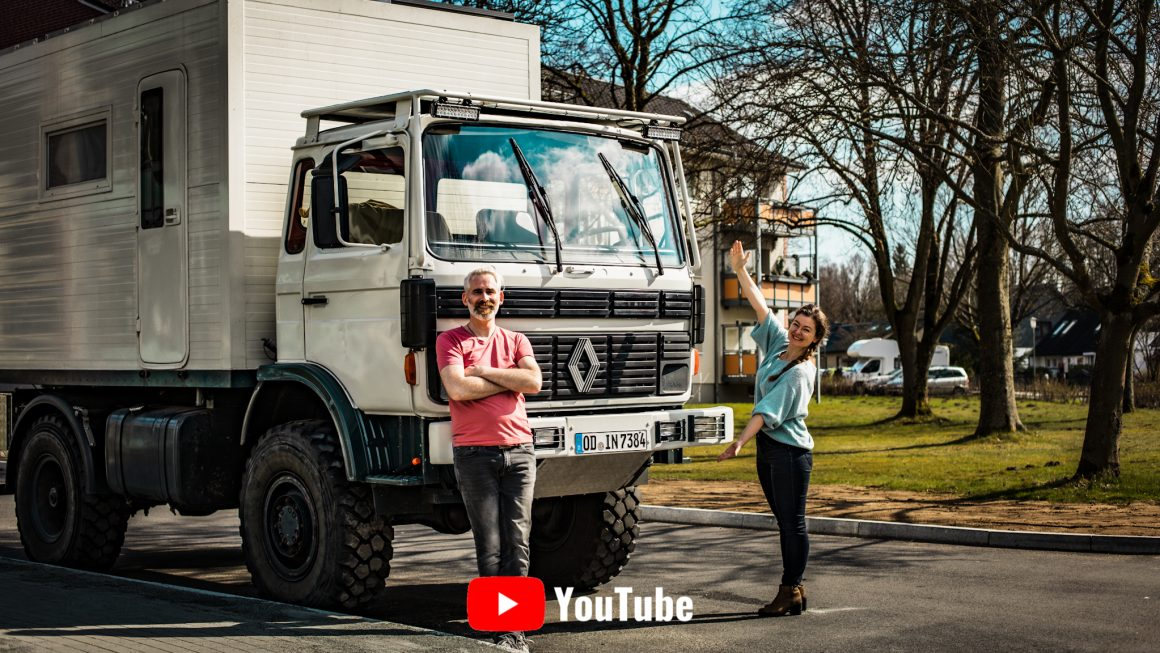 Roomtour Weltreise Expeditionsmobil 4×4